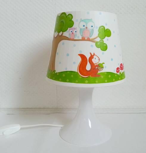 Kinderzimmer Lampe | Kinderzimmerlampen Von Mimi Loui Homify