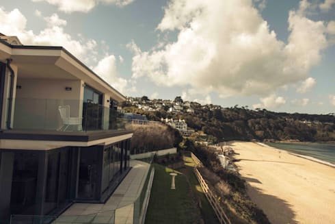 The beach house carbis bay cornwall by laurence - Location de vacances cornwall laurence associates ...