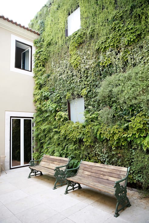 Hotels by LC Vertical Gardens