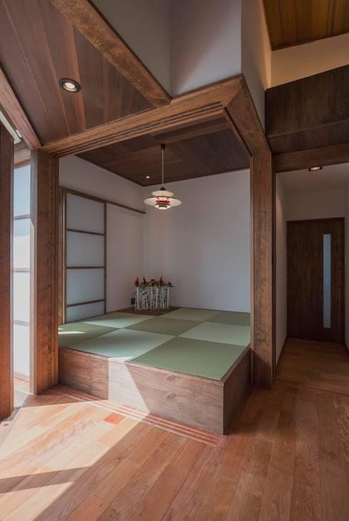 空間設計室/kukanarchi의  거실