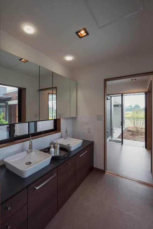 空間設計室/kukanarchi의  욕실