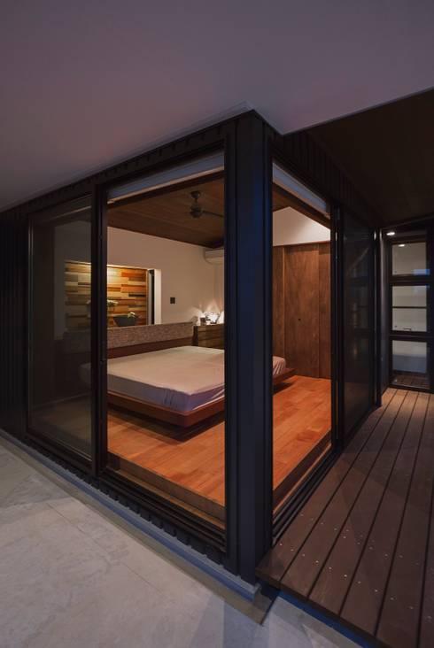 空間設計室/kukanarchi의  침실