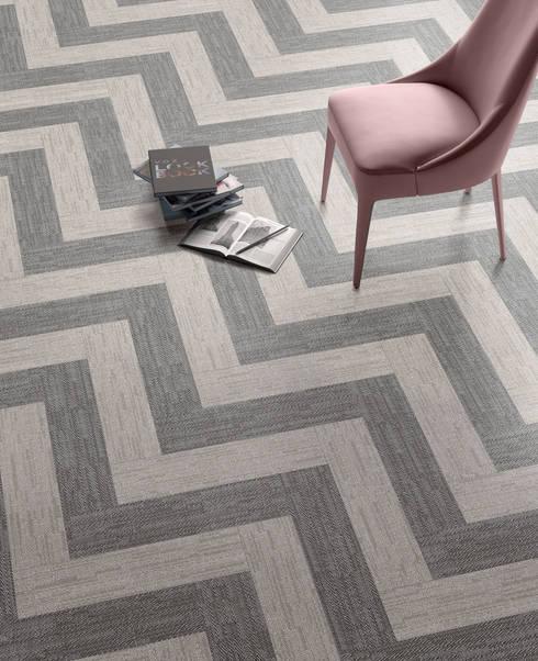 Walls & flooring by Ceramica Sant'Agostino