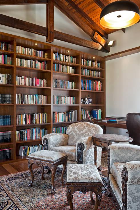 Estudios y oficinas de estilo  por UNION Architectural Concept