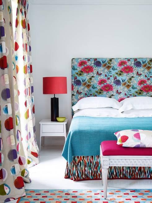 Alta sartoria: Camera da letto in stile in stile Eclettico di Els Home