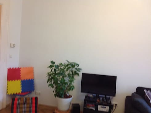 Altbauwohnung Wohnzimmer Und Vorraum Von SIEGL INTERIOR DESIGNS