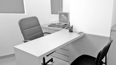 Active Clinic: Escritórios e Espaços de trabalho  por ANSCAM