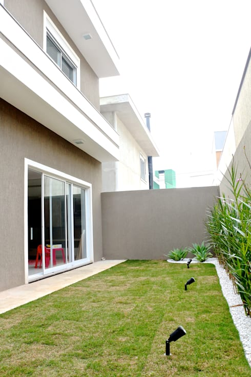 RMC: Casas ecléticas por Angelica Pecego Arquitetura