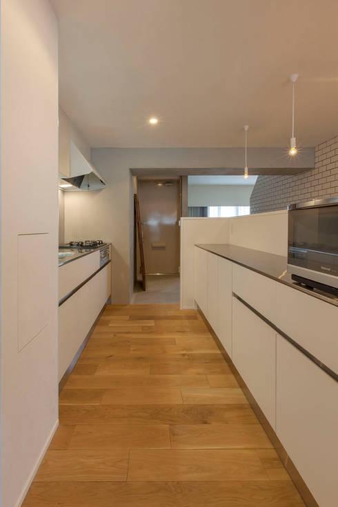 N HOUSE: MARCH AND STOREが手掛けたキッチンです。