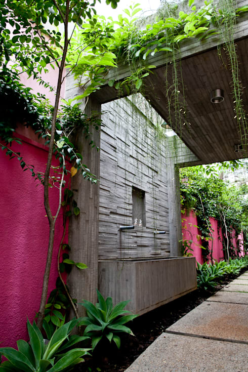 Terrazas de estilo  por Estúdio Paulo Alves