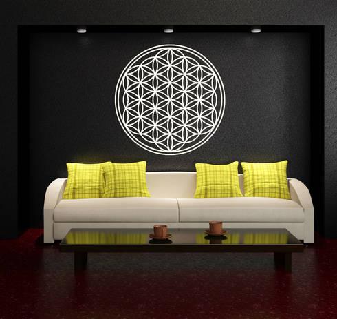 wandtatoos wand und fliessenaufkleber wall decal von der lebensfreude laden homify. Black Bedroom Furniture Sets. Home Design Ideas