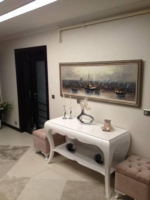 KC DEKOR VE MOBİLYA DEKORASYON  – Home Design :  tarz Koridor ve Hol