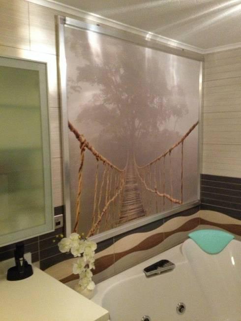 KC DEKOR VE MOBİLYA DEKORASYON  – Home Design :  tarz Banyo