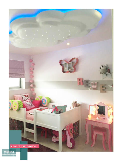 Chambre d'enfant de style  par homify