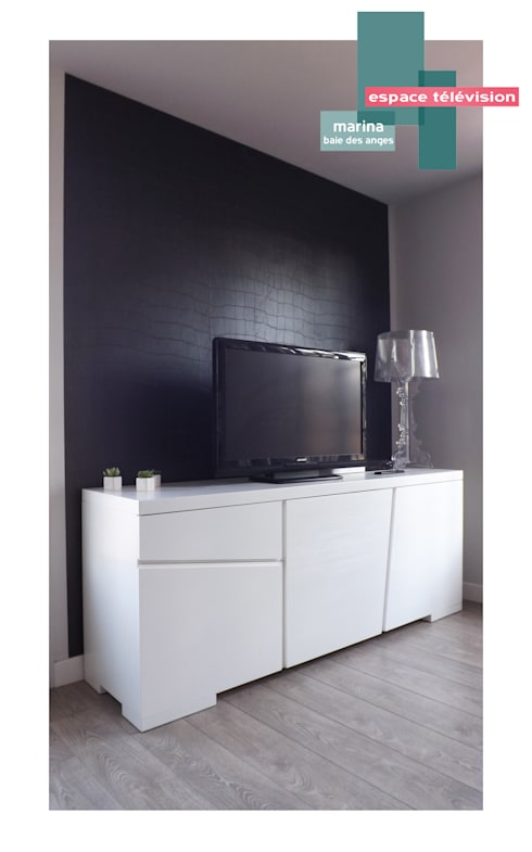 Media room by homify