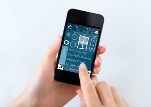 becker antriebe gmbh smart home homify. Black Bedroom Furniture Sets. Home Design Ideas