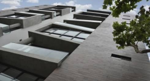 TREVINO CHABRAND Taller de Arquitectura: Casas de estilo moderno por TREVINO.CHABRAND   Architectural Studio