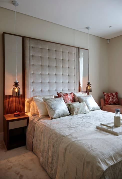 Projekty,  Sypialnia zaprojektowane przez Keir Townsend