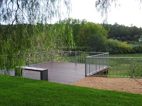 Miradouro: Jardins campestres por OpenGreen