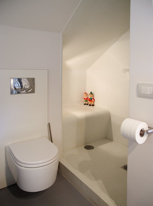 Baños de estilo  por in&outsidesign