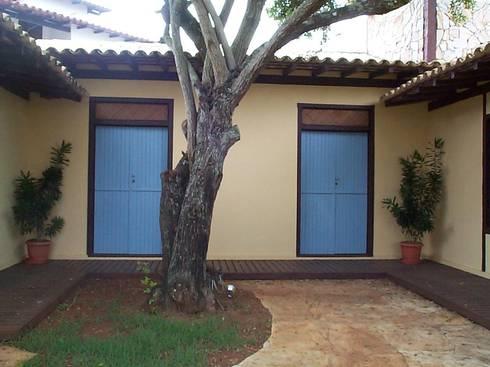 Projeto de Residencia em Buzios: Casas tropicais por Oswaldo Magalhães Filho - PAAL