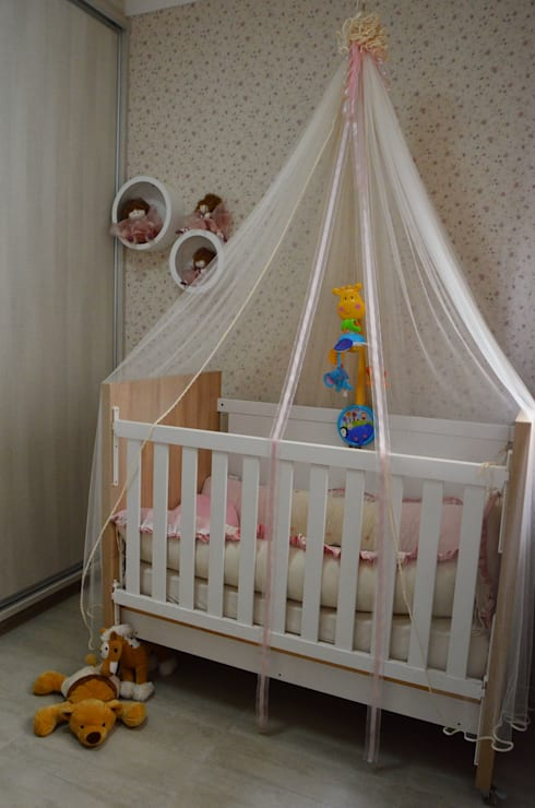 Детские комнаты в . Автор – TRES MAIS arquitetura