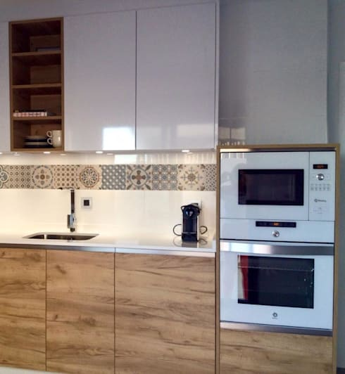 مطبخ تنفيذ Nexo Cocinas