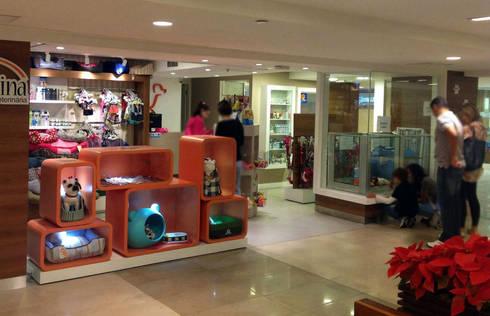 Veterina Pet Shop - SP: Espaços comerciais  por PdP Arquitetura