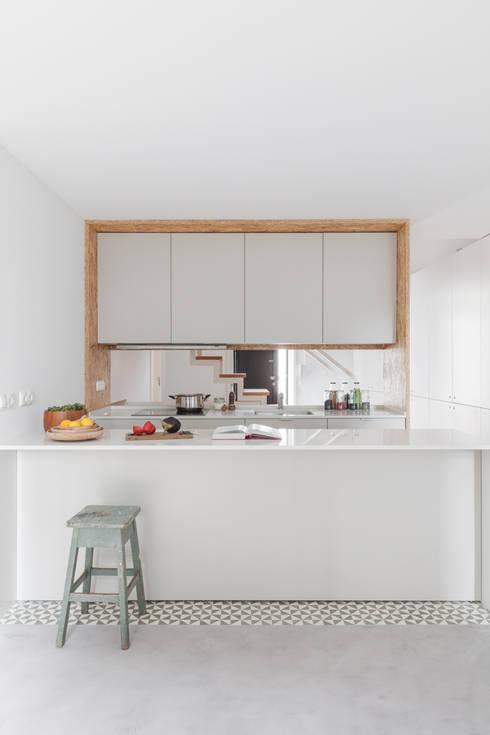 Keuken door URBAstudios