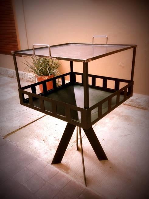 Muebles de hierro de tienda de hierros homify for Muebles en hierro