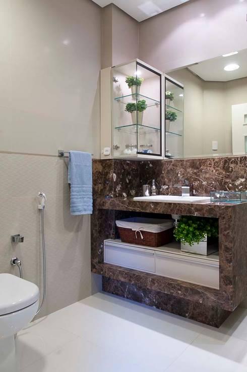 CMSP Arquitetura + Design의  욕실