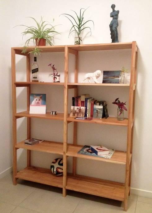Muebles de madera by para so de muebles para so homify for Proyecto de muebles de madera
