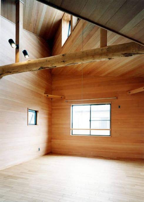 【子供室1-その1】 : 安達文宏建築設計事務所が手掛けた子供部屋です。