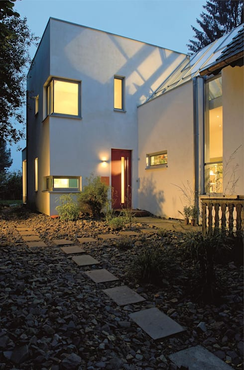 wohnhaus in overath von elkin brombach architekten homify. Black Bedroom Furniture Sets. Home Design Ideas