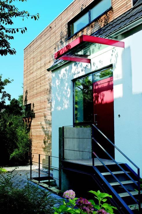 Maisons de style  par Elkin + Brombach Architekten