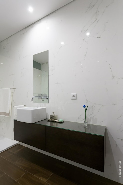 Bathroom by bo | bruno oliveira, arquitectura