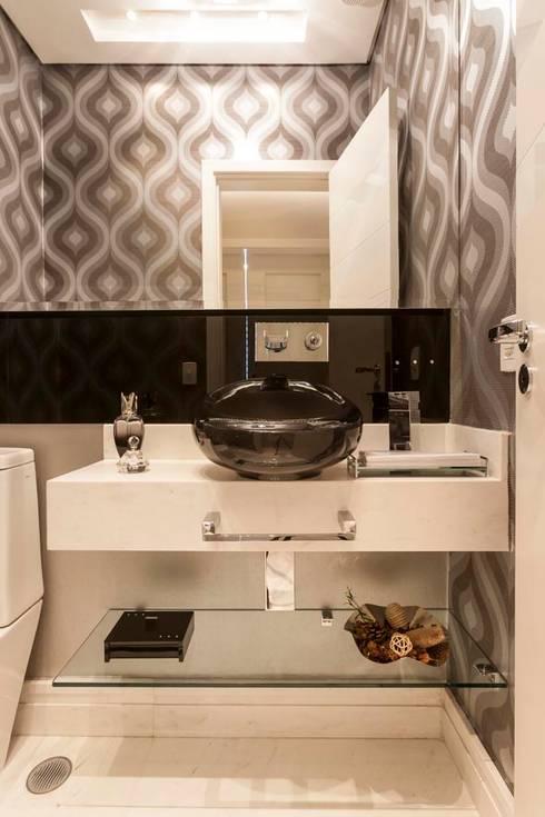 Lavabo: Banheiro  por FV