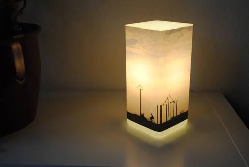fotolampe industrial bedroom by berlin fotolampen