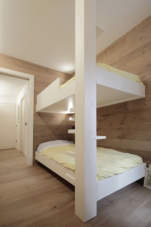 Bedroom by luigi bello architetto