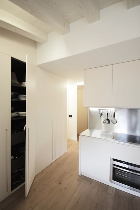 Progetti: Cucina in stile  di luigi bello architetto