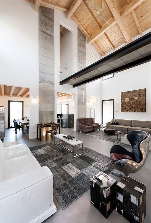Projekty,  Gospodarstwo domowe zaprojektowane przez BRANDO concept