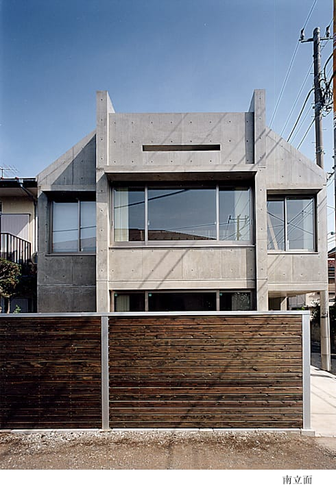 太田照己/都市・建築デザインファーム의  주택