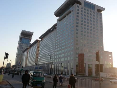 Pangu Plaza Hotel 7 Star:  Hotels by RTA SOLUTIONS LLP (Mumbai & Pune)