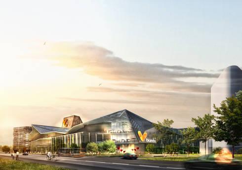 14 Burda Bolu: Centros comerciais  por ADDON+