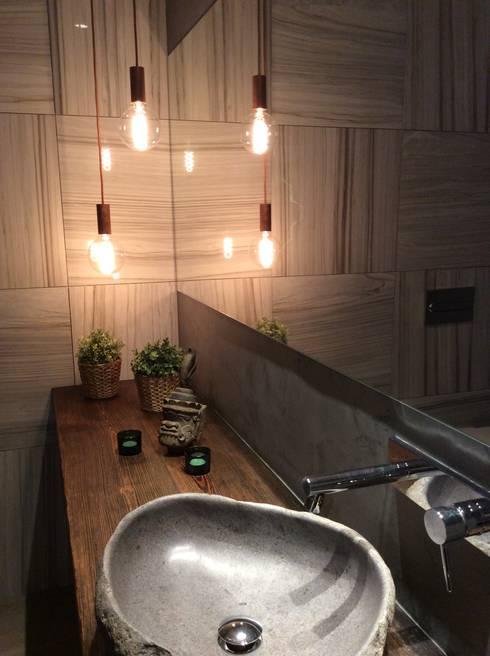 VISANZ GROUPが手掛けた浴室