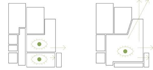 Diagramas de Vistas:   por Atelier Alvalade