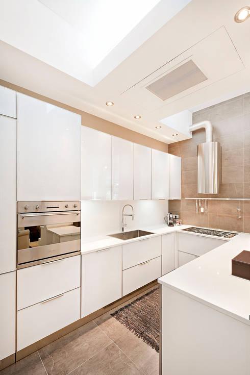 Кухня в . Автор – BRANDO concept