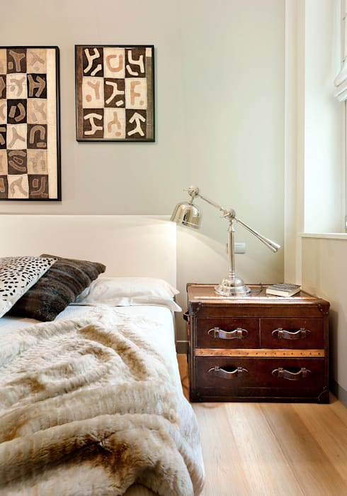 Bedroom by BRANDO concept