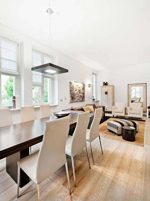 Dining room by BRANDO concept