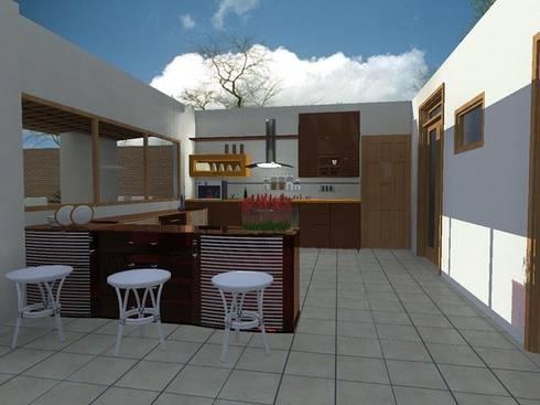 Arquitectura+: Terrazas de estilo  por Arquitectura +